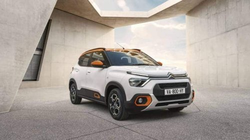 Five Things You Should Know About The Citroen C3
