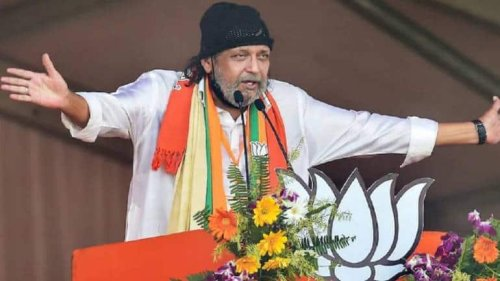 Mithun Chakraborty: 'I Am Here To Help The Masses, Not To Become A King'