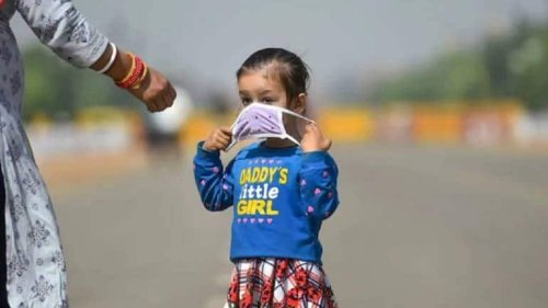 Third Wave Of COVID-19 Unlikely To Hit Children Disproportionately, Finds WHO-AIIMS Survey