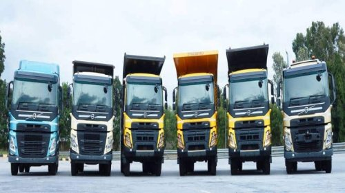 Premium Volvo Trucks See Demand As Economic Activity Picks Up