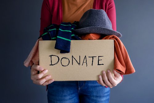 Where to Donate Used or Old Clothes to Charity