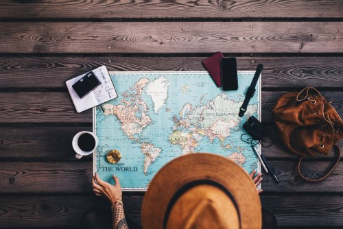 14 Ways to Travel the World for Free (or Even Get Paid)