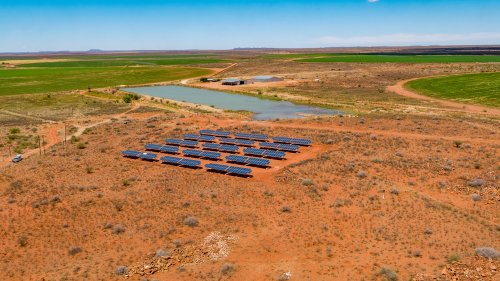 Why southern Africa's interior is an ideal place to generate solar energy
