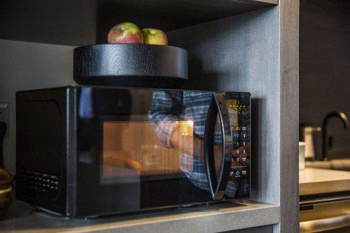 Quarantine boredom drives demand for renting microwaves, big tvs