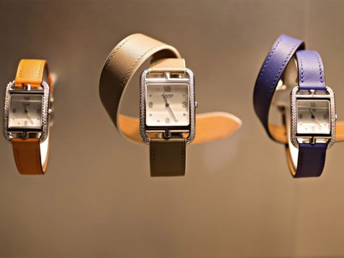 Hermes says luxury watch oversupply an 'illness' for industry