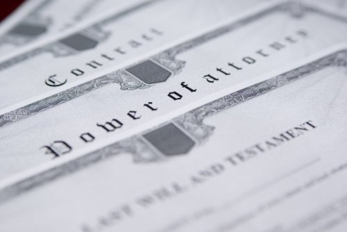 Beware the power of attorney