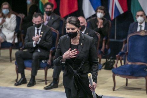 Marina Abramović mit Asturien-Preis ausgezeichnet
