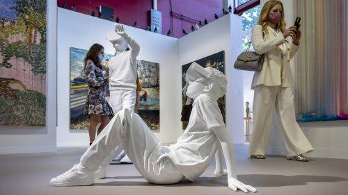 Art Basel startet mit Millionen-Verkäufen - Millennials in Kauflaune