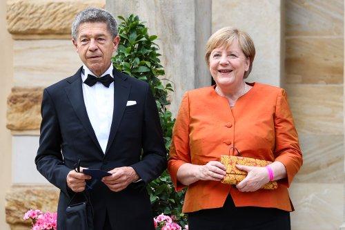 Letzter Vorhang: Angela Merkels Abschiedsbesuch in Bayreuth