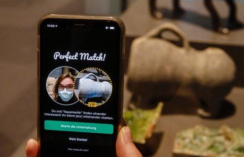 Dating-App für Ausstellungsobjekte in Karlsruher Museum startet