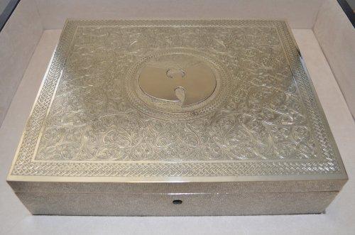 Bei Pharma-Manager Shkreli beschlagnahmtes Wu-Tang-Album verkauft