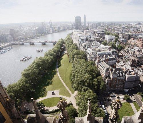 Holocaust-Mahnmal soll in London neben dem Parlament entstehen