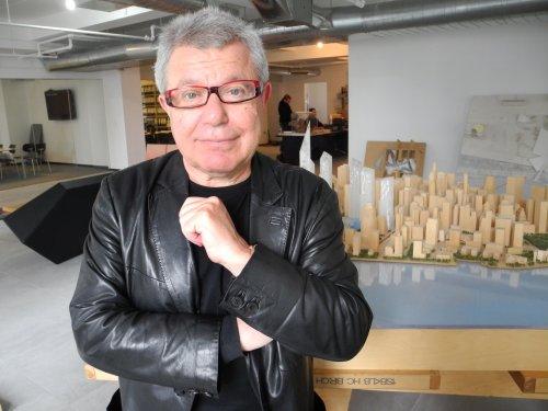 """""""Preis für Verständigung und Toleranz"""" geht an Architekt Daniel Libeskind"""