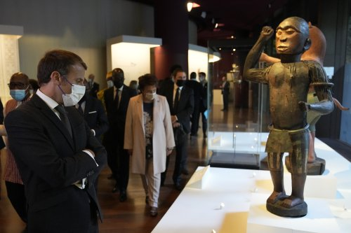 Frankreich will mit Rückgabe von Raubkunst neue Wege formen