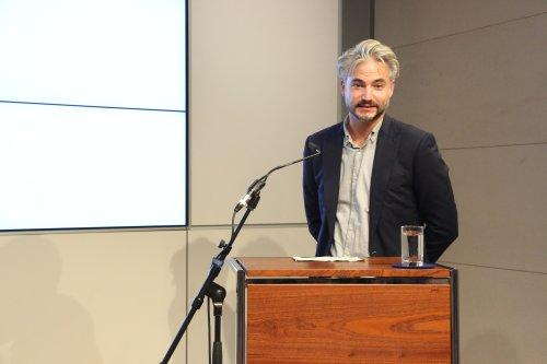 Galerist Alexander Levy erhält VBKI-Preis Berliner Galerien
