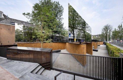 Holocaust-Monument der Niederlande: Ein Stein für jedes Opfer