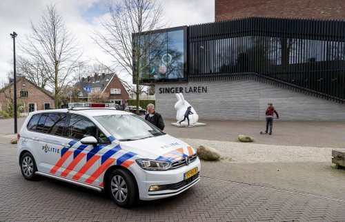 Gemälde von van Gogh und Hals geraubt - Niederländer verurteilt