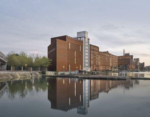 Duisburger Museum Küppersmühle erweitert Ausstellungsfläche deutlich