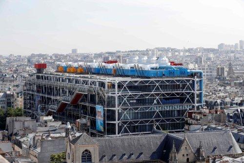 Pariser Centre Pompidou verschiebt Schließung