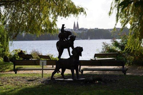 Monument für die Gequälten: Skulptur für Versuchstiere sorgt in Hamburg für Aufsehen