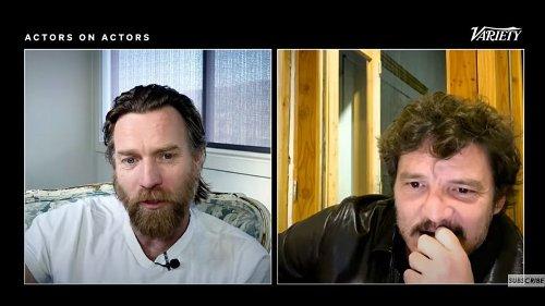When Mando met Obi-Wan: Review of Ewan McGregor and Pedro Pascal in Actors on Actors interview