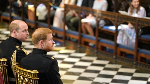 Prince William 'threw Harry out' of the Kensington Royal household because he wanted 'to be separated from Meghan'