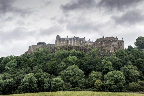 Scotland's Stirling Castle - MONTECRISTO