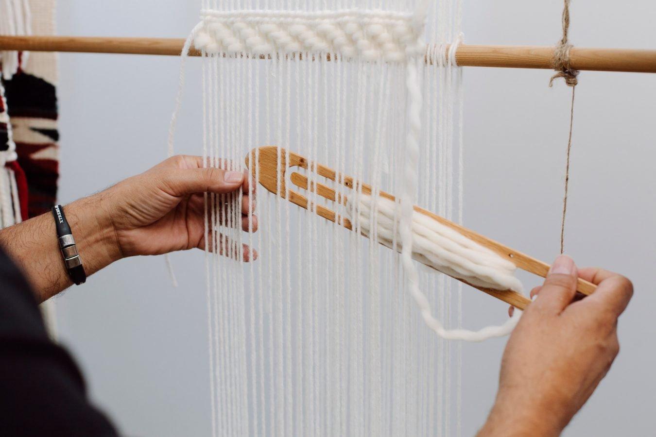 The B.C. Couple Bringing Salish Weaving Back to Life