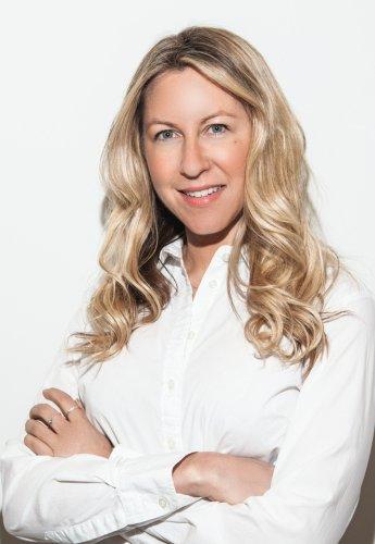 Etsy Canada Managing Director Erin Green