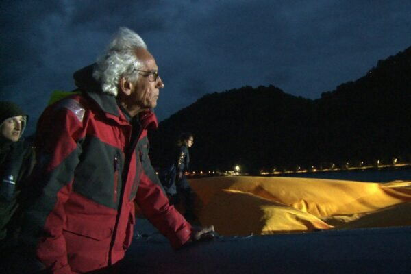 Remembering Christo, the World-Renowned Artist Who Walked on Water