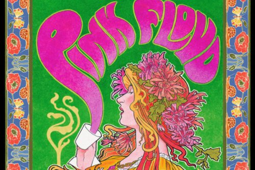Meet the Salt Spring Artist Behind Some of the Grooviest Psychedelic Concert Posters Of All Time