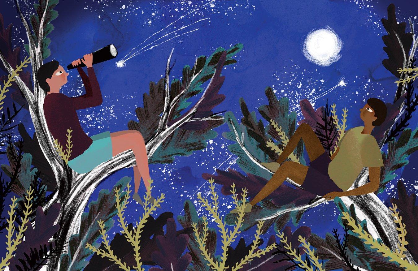 SFU's Starry Nights