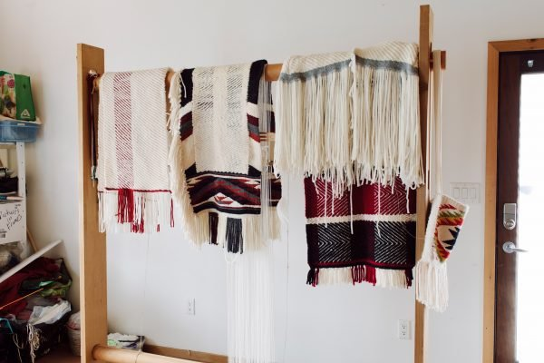 How Squamish Chief Janice George and Her Husband Reclaimed the Traditional Art of Salish Weaving