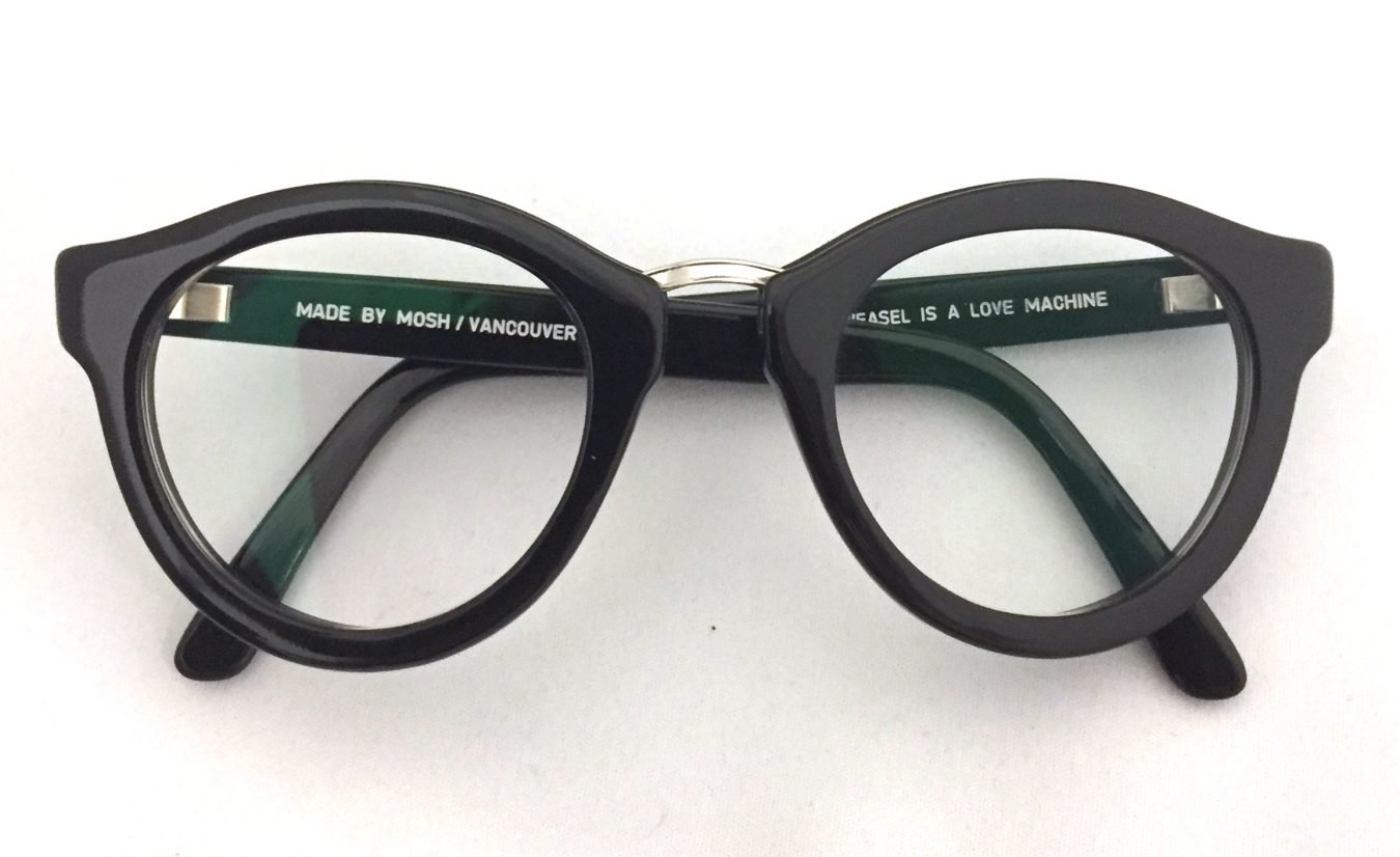 """""""Deadpool 2"""" Glasses Made By Vancouver Artisan"""