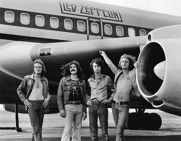 Legendary Rock and Roll Photographer Bob Gruen