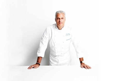For Celebrated Chef Eric Ripert, Vegetables Are More Than an Afterthought