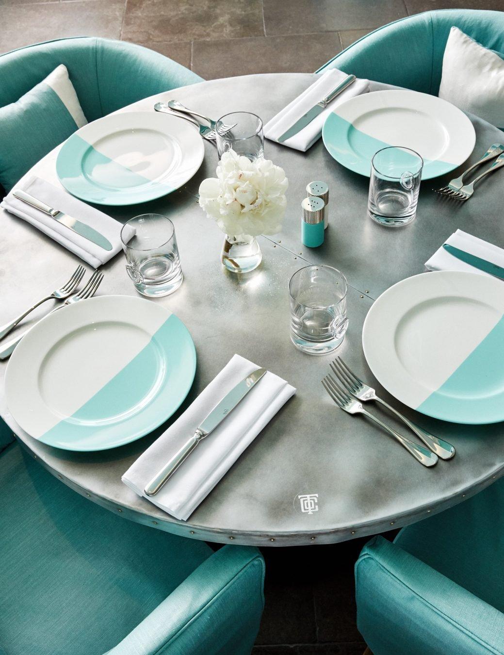Tiffany & Co. Blue Box Cafe