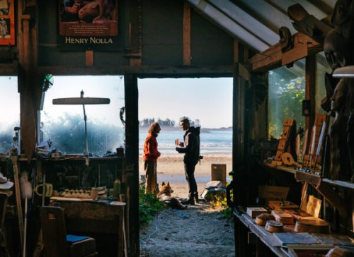 The Legend of Henry Nolla, Master Carver of Tofino's Chesterman Beach