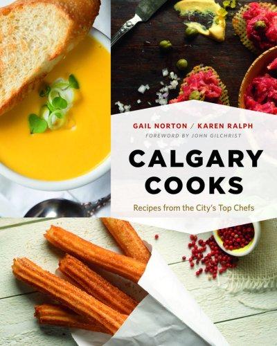 Calgary Cooks Cookbook - MONTECRISTO