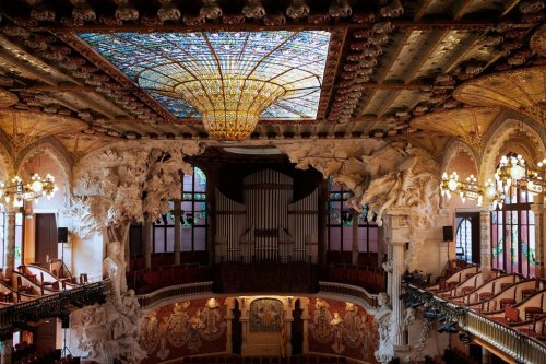 Barcelona by Design - MONTECRISTO