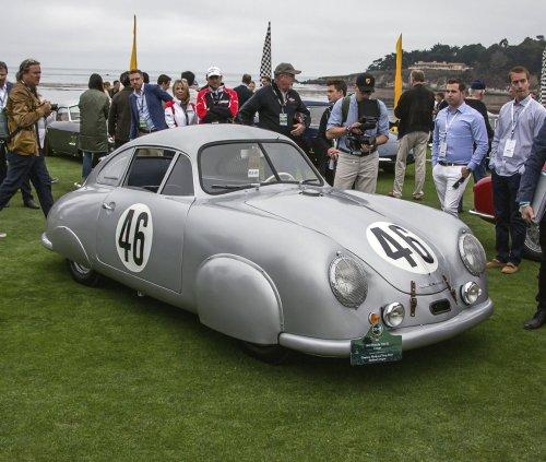 Pebble Beach Automotive Week - MONTECRISTO