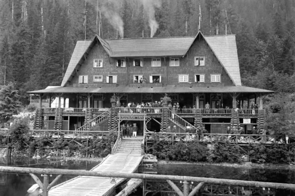 The Yacht Club Outside Vancouver That Was Once a Notorious Gambling Den and Brothel