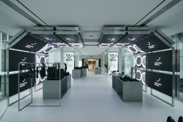 Vancouver's New Prada Pop-Up Puts Sustainability Front and Centre