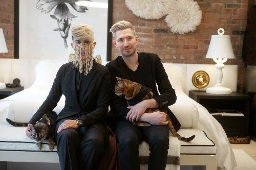 A Glam Refuge with Vancouver Interior Designer Aleem Kassam