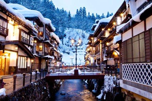 The Hidden Joys of Japan's Wintry North