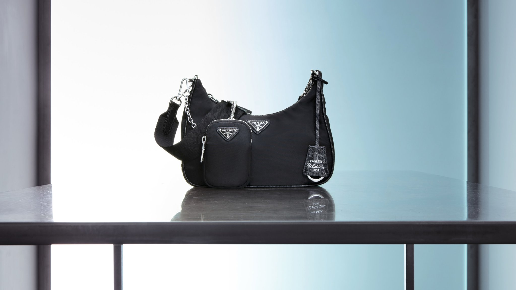 Prada's Sustainability-Forward Recycled Nylon Collection