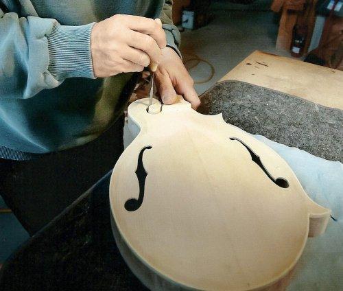Heiden Stringed Instruments - MONTECRISTO
