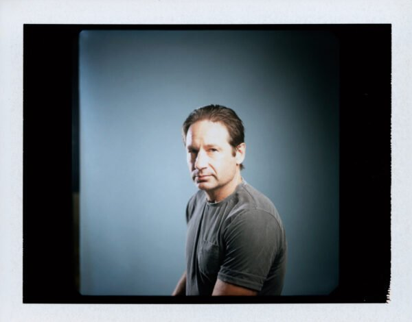 What Possessed X-Files Star David Duchovny to Pick Up a Guitar
