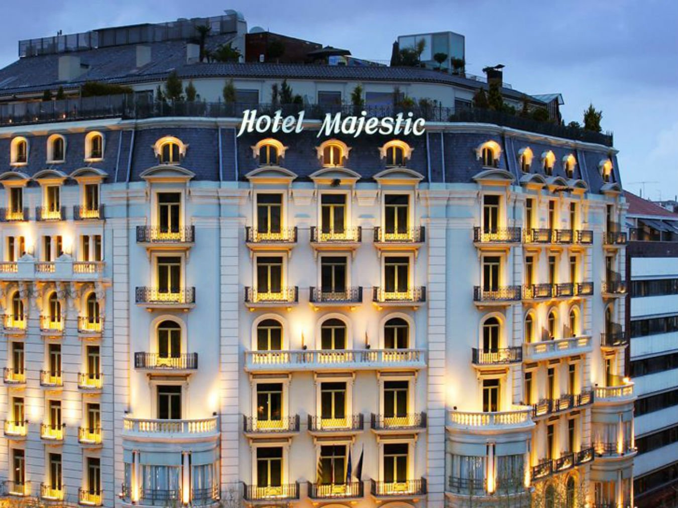 The Majestic Hotel & Spa - MONTECRISTO