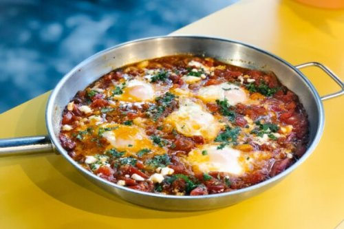 This Vancouver Chef's Shakshuka Honours His Family's Traditions With Fresh, Local Ingredients